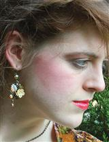 ROSETTI'S GARDEN EARRINGS
