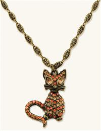 GLAMOUR KITTY NECKLACE