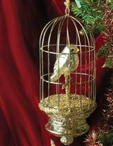 BIRDSONG ORNAMENT