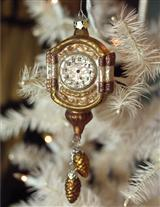 CLOCKFACE ORNAMENT