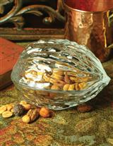 CRYSTAL WALNUT DISH