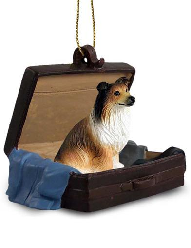 Travel Companion Dog Ornament (Large Breeds)