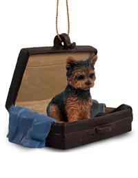 Travel Companion Dog Ornament (Small Breeds)