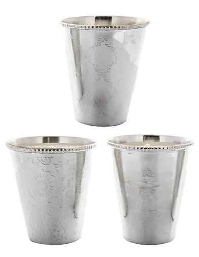 Julep Cup Candles (Set Of 3)