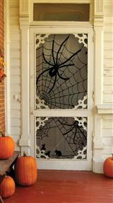 COBWEB WINDOW LACE