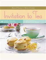 INVITATION TO TEA MUSIC COOKS