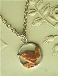 ENGLISH FARTHING NECKLACE