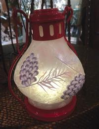 EVERGREEN LODGE LANTERN