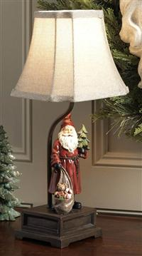 SAINT NICK TABLE LAMP