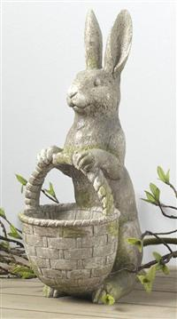 RABBIT WITH BASKET