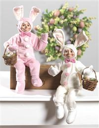 ELF BUNNIES (SET OF 2)