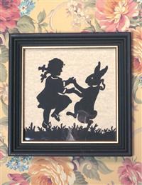BUNNY DANCE SILHOUETTE