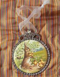 Joyful Easter Ornament