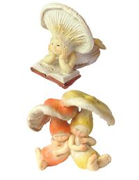 'Shroom Babies (Set Of 2)