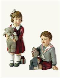 Babes In Toyland Figurines (Pair)