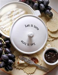 Let It Brie Cheese Baking Set