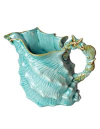 Seashell Pitcher