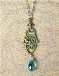Caspian Sea Necklace