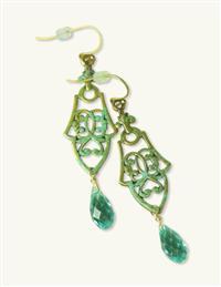 Caspian Sea Earrings