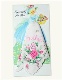 Mother Hankie Card