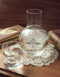 Golden Slumber Bedside Decanter