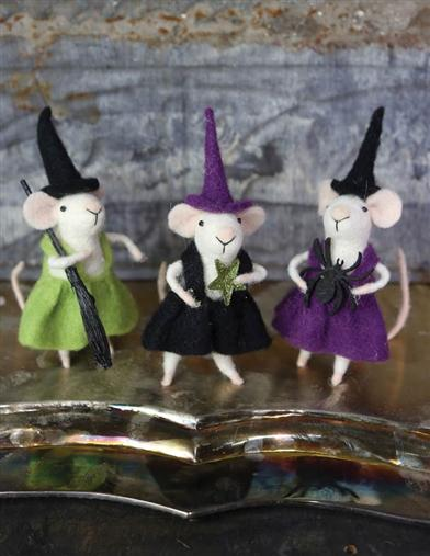 The Weird Sisters (Set Of 3)