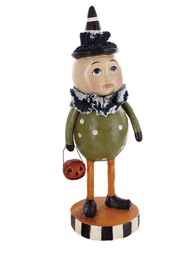 Peter Peter Trick Or Treater Figurine