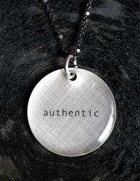 """Authentic"" Necklace"