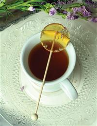 Lavender & Honey Lollipops