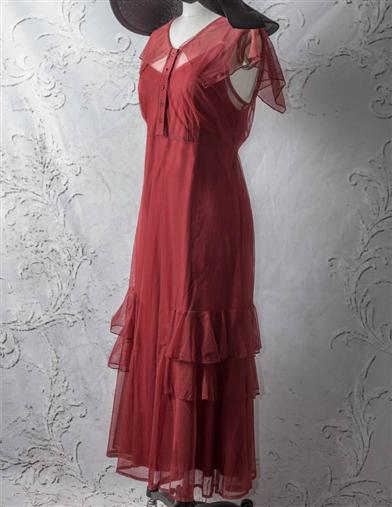 Easy DIY Edwardian Titanic Costumes 1910-1915 April Cornell Delilah Dress $89.99 AT vintagedancer.com