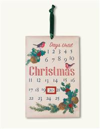 Advent Calendar Sign