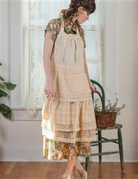 Antique Romantic Lace Apron