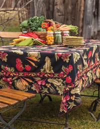 April Cornell Autumn Harvest Tablecloth
