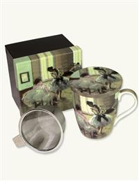 Degas Dance Lesson Tea Mug
