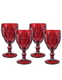Ruby Goblets (Set Of 4)
