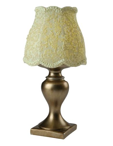 Evermore Candleglow Lamp Battery Operated Lamp