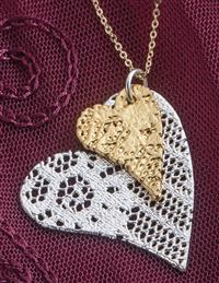 Hearts Of Old Lace Necklace