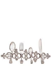 Silverware Hanging Rack