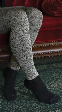 Corinth Boot Tights