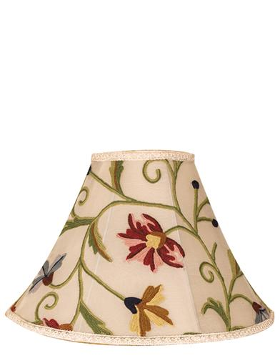 Silken Lamp Shade