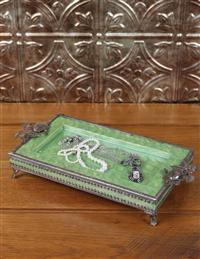 Art Nouveau Desk Tray
