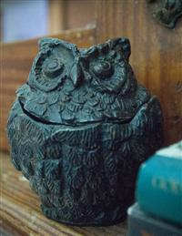 Owlkins Trinket Box