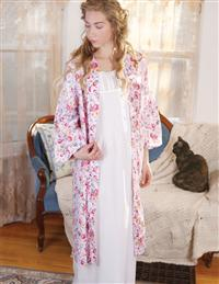 Sunshine Rose Spa Robe