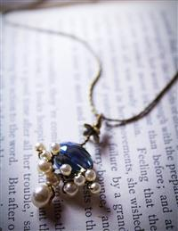 Cerulean Sky Necklace