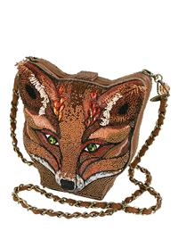 Mary Frances Foxy Lady Handbag