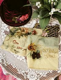 Blessed Hankies (Pair)