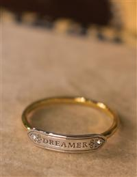 Dreamer Sterling Ring