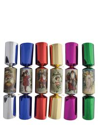 Christmas Crackers (Set Of 6)
