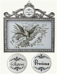 Friends & Family Crystal Frame