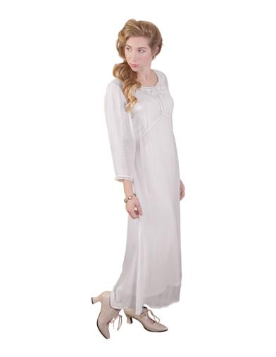 Easy DIY Edwardian Titanic Costumes 1910-1915 Hopeless Romantic Georgina Dress $99.99 AT vintagedancer.com